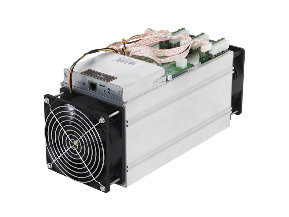Antbleed - bad experience with Bitmain Antminer S9
